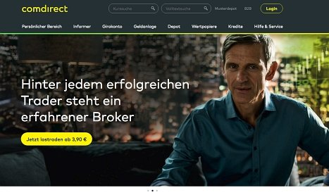 comdirect Bank Kredit online