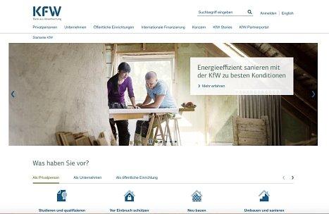 KfW Bank Kredit beantragen