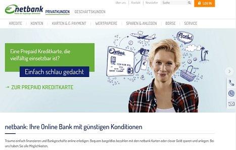 netbank Kredit online aufnehmen