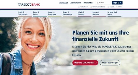 Targo Bank Kredit hier beantragen