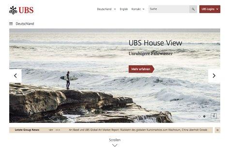 UBS Bank Kredit beantragen
