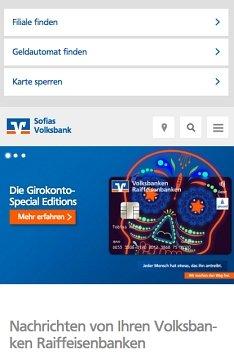 Volksbank Kredit online anfragen